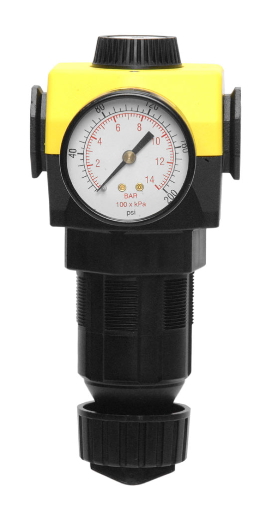 reduceerventiel - regulator serie 380